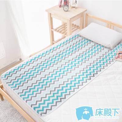 床殿下AIR 3D涼感超透氣機能床墊-單人贈東元 LED吸入式捕蚊(蛋型)