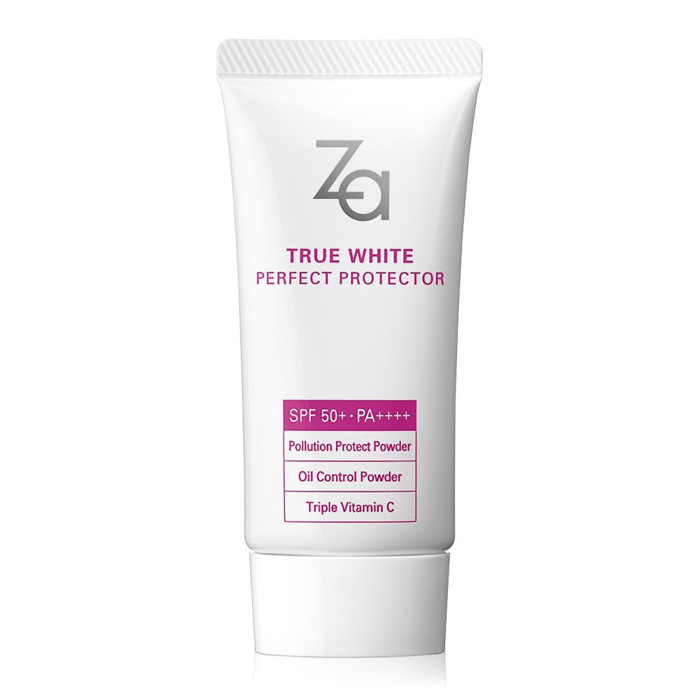 Za 4D亮白UV防曬乳(臉部用) SPF50+ PA++++ 30g