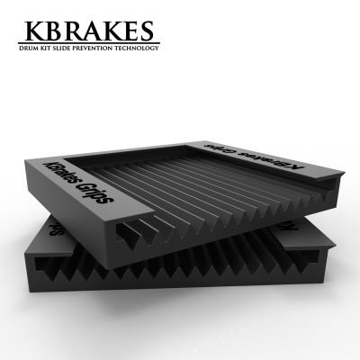 KBRAKES Grips 非地毯表面止滑座 (二入)