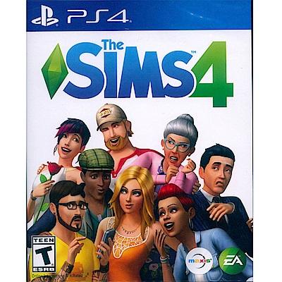 模擬市民 4 The Sims 4-PS4中英文美版