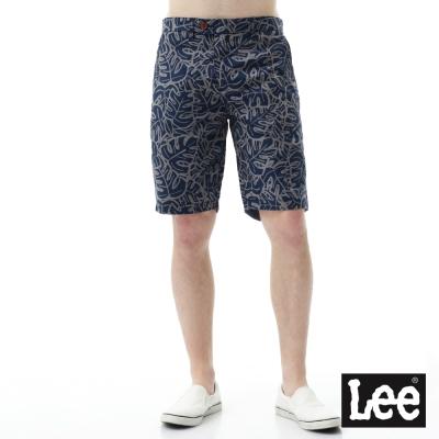 Lee休閒印花雙面穿短褲/RG-男款