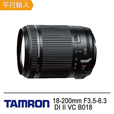 TAMRON 18-200mm F3.5-6.3 DiII VC B018 FOR NIKON平輸