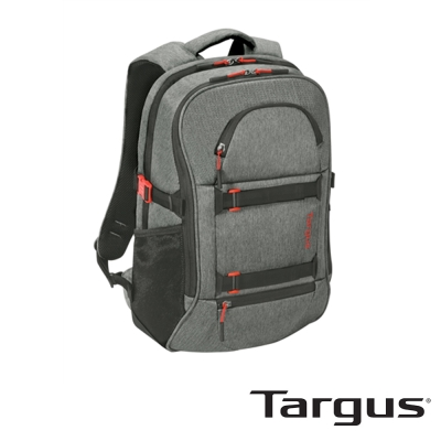 Targus Explorer 都市探索家 15.6 吋電腦後背包-太空灰