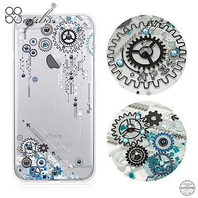 apbs iPhone6s/6 4.7吋 施華洛世奇彩鑽手機殼--源動