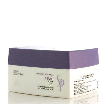 威娜 WELLA SP 極緻賦活護髮膜 200ml (受損髮專用)