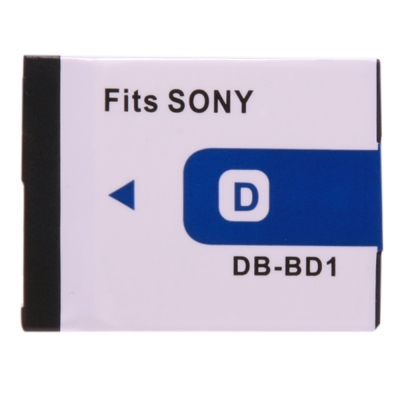 Kamera 鋰電池 for Sony NP-BD1 (DB-BD1)