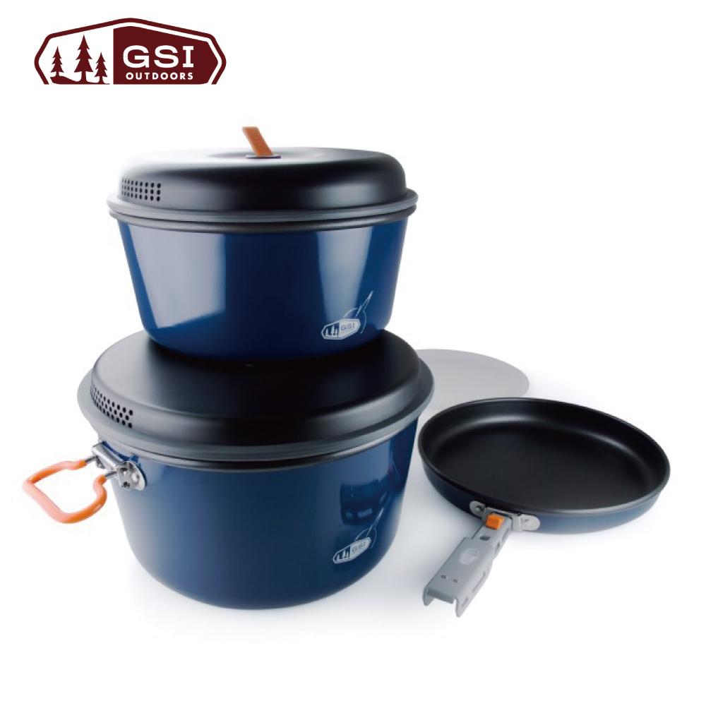【美國GSI】Bugaboo Base Camper-Large 套鍋組