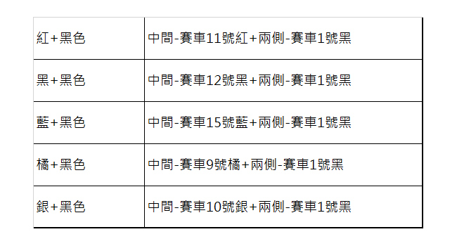 【葵花】量身訂做-汽車椅套-日式針織-賽車升級配色-轎車款/休旅車5~8人座-雙前座-第一排2人座
