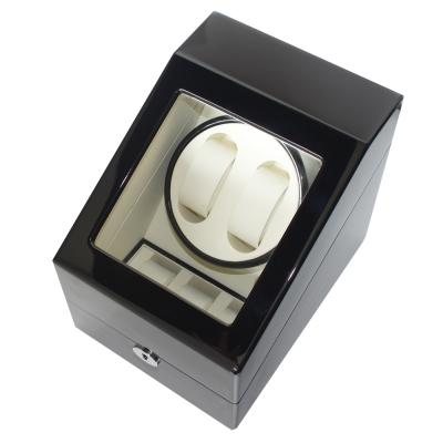 PARNIS BOX 鋼琴烤漆 自動機械錶收藏盒 (自動03-BW)