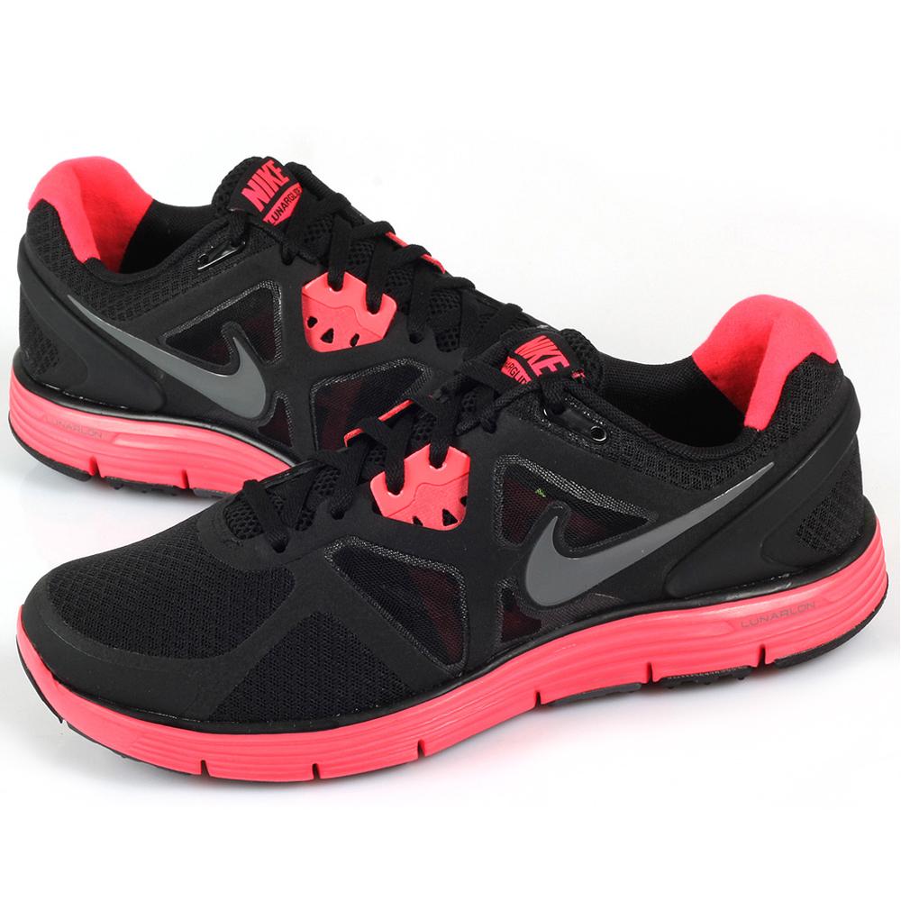 (男)NIKE LUNARGLIDE+ 3 慢跑鞋 454164-006