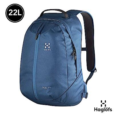 Haglofs Valt Large 22L 防潑水多功能後背包 墨藍