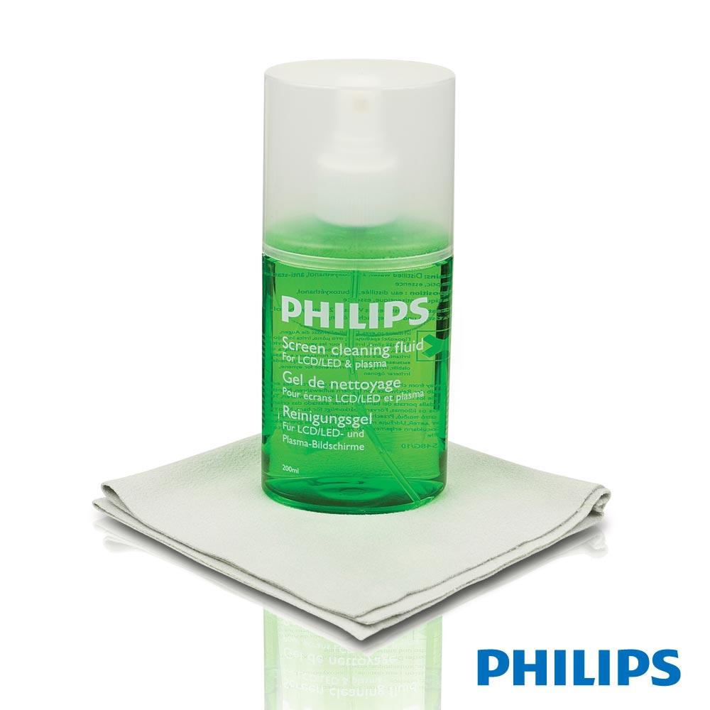 PHILIPS 螢幕清潔組 SVC1116G/10