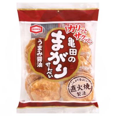 龜田 直火燒醬油米果(112.5g)