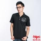 BOBSON 男款POLO短袖上衣(黑22051-88)