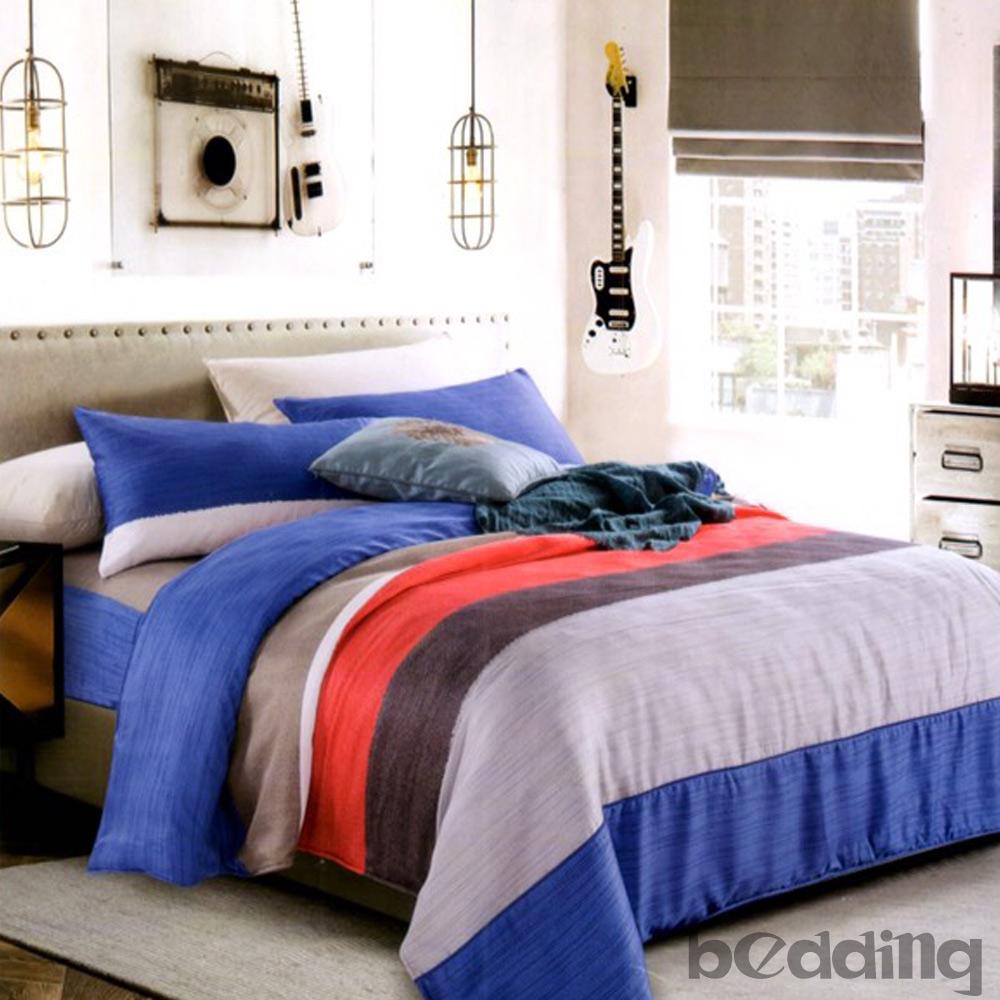BEDDING - 100%頂級天絲 萊賽爾 單人薄床包二件式 加高36公分-奇點