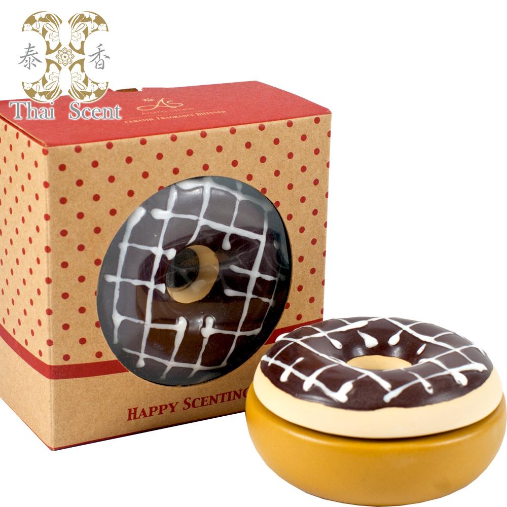 ThaiScent泰香 甜甜圈擴香瓶禮盒-四款造型任選(不含擴香精) product image 1