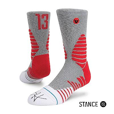 STANCE JH13-男襪-籃球機能襪-James Harden聯名款