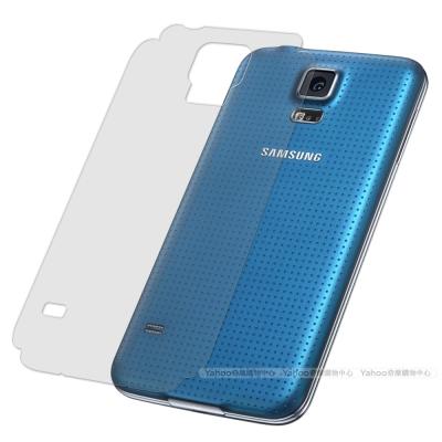 Yourvision Samsung GALAXY S5 抗污防指紋超顯影機身背...
