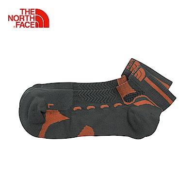 The North Face北面深灰色舒適透氣戶外休閒襪子