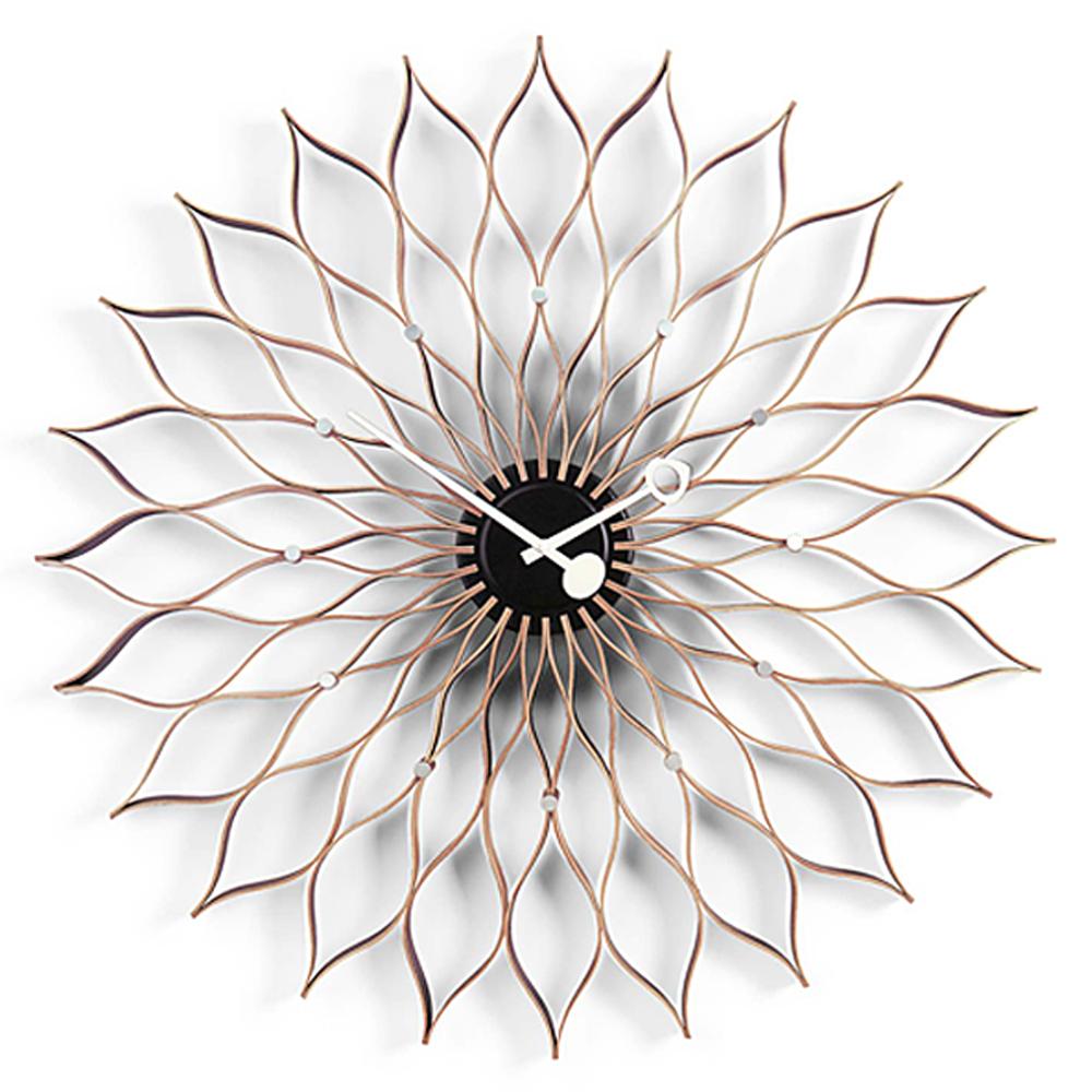 a.cerco 向日葵掛鐘 -Sunflower Clock