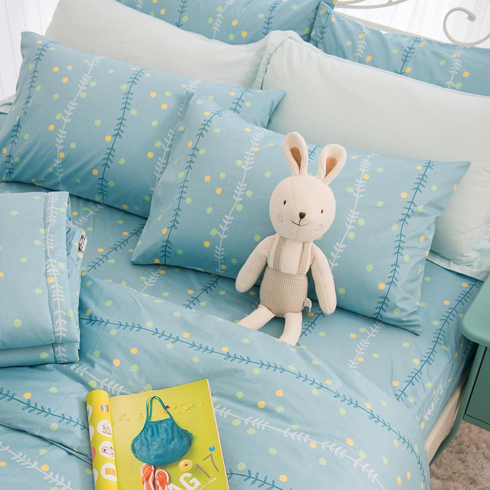 OLIVIA  Florence  雙人床包枕套三件組