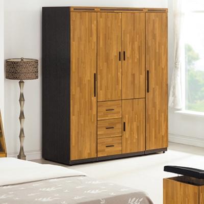 AS-艾倫5尺衣櫥-159x56x198cm