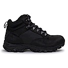 Timberland 男款黑色防水運動休閒鞋