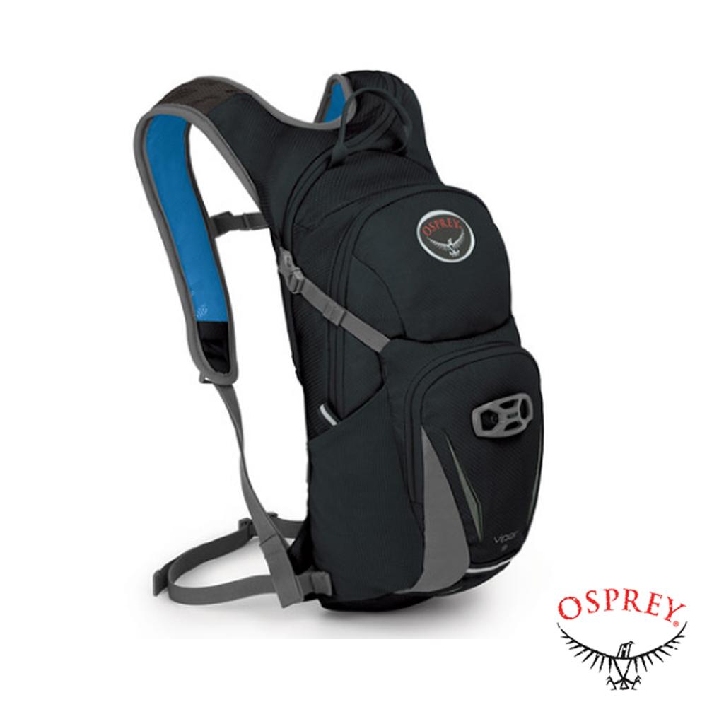 【美國 OSPREY】Viper 9L 多功能自行車水袋背包_黑