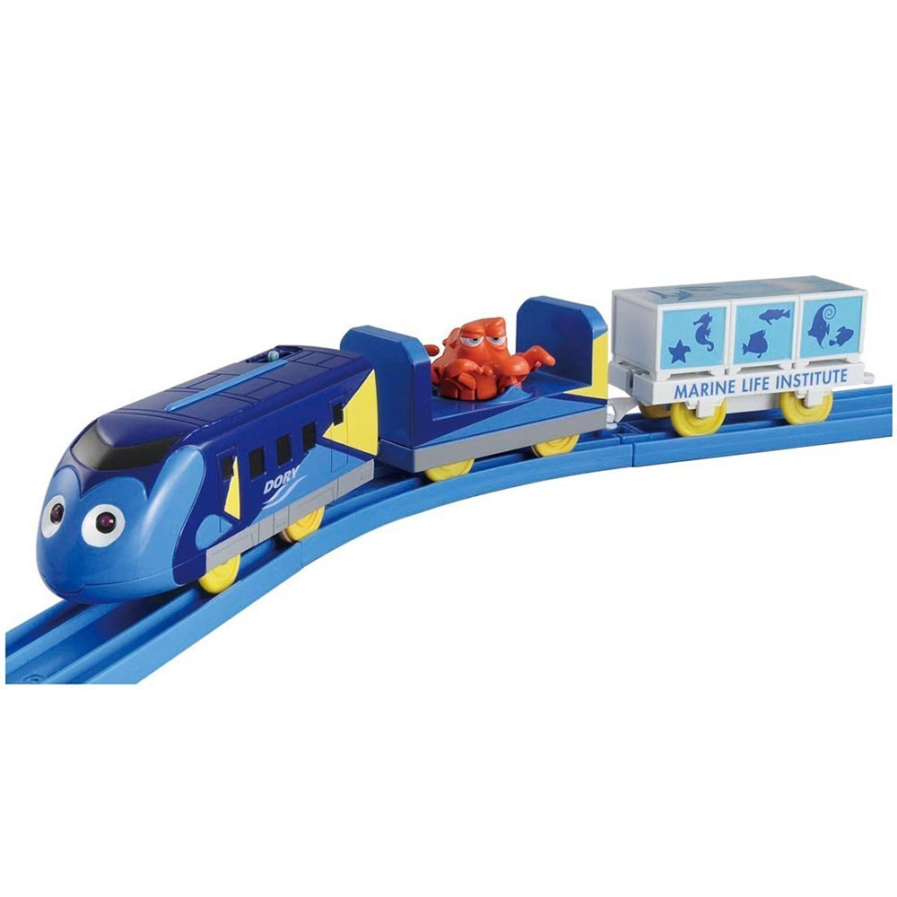 Disney x PLARAIL 海底總動員 多莉火車