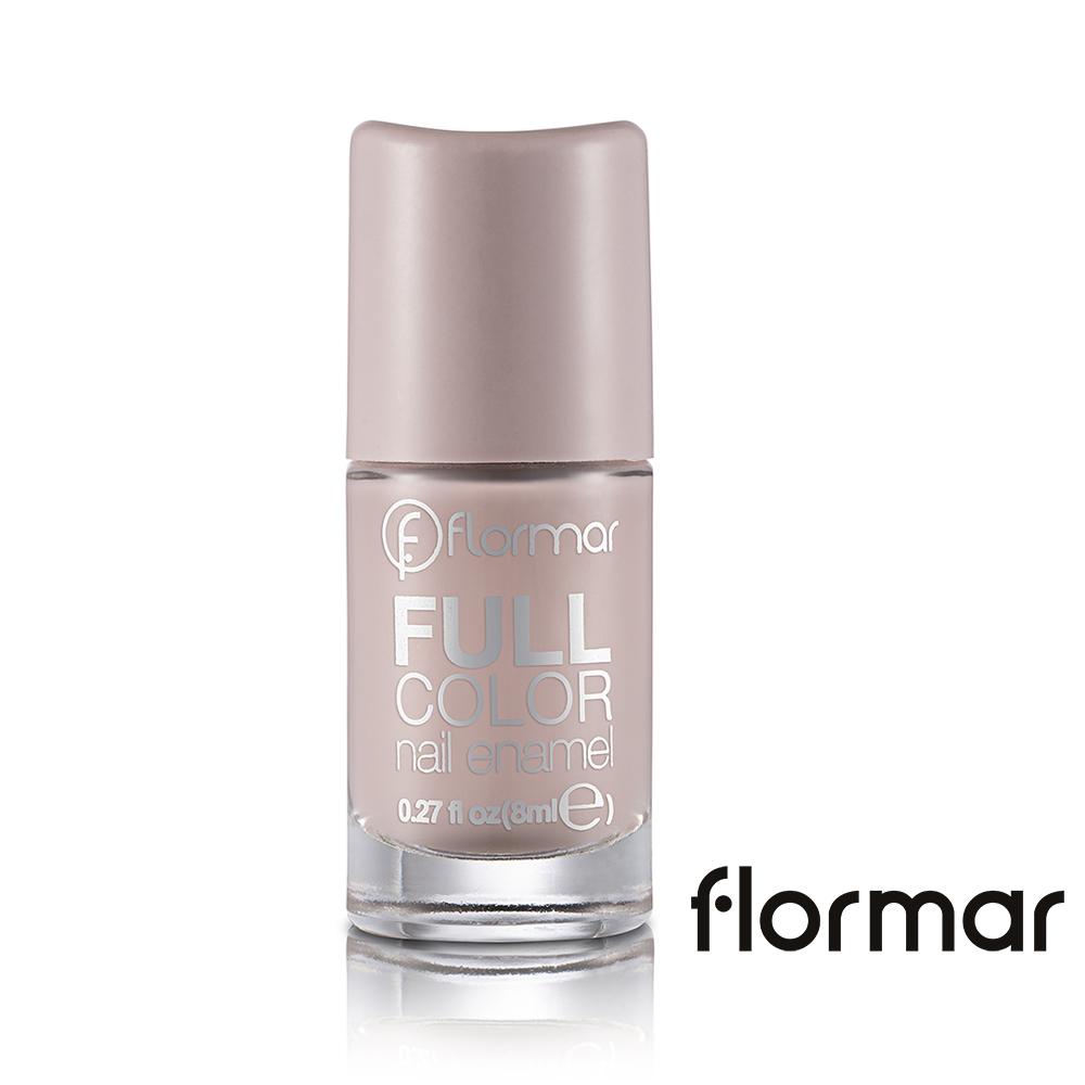 法國 Flormar - 沐浴巴黎系列玩色指甲油(FC05杏仁霜派)