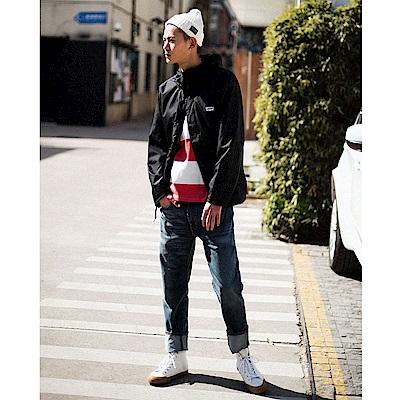 牛仔褲 男款 502 中腰錐形褲 赤耳 彈性布料- Levis