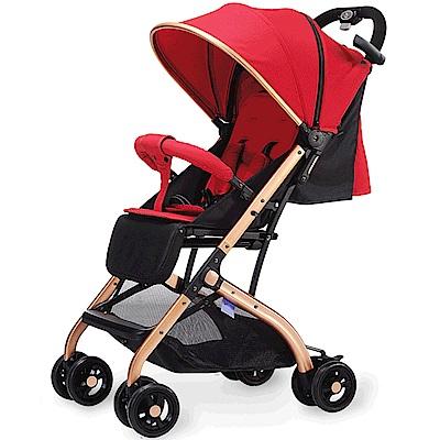 美國 SYNCON 欣康 嬰幼兒秒收手推車(HS00302)(共3色)