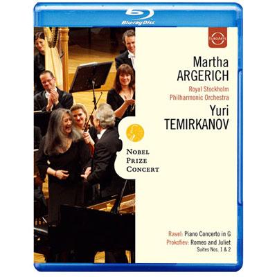2009年諾貝爾獎音樂會~阿格麗希與泰米卡諾夫的音樂禮讚 BD