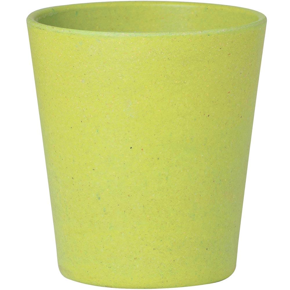 NOW Ecologie竹纖維水杯(嫩綠270ml)