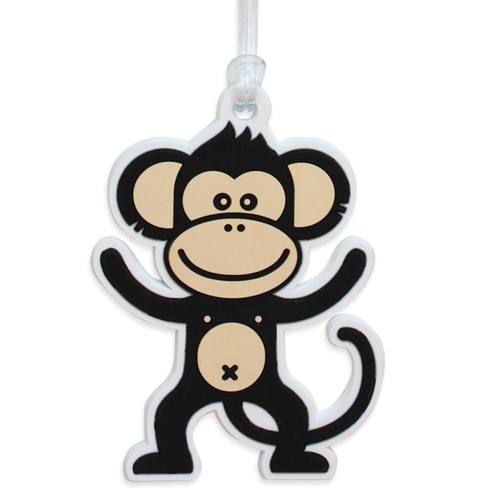 DQ Tag Q 行李箱掛牌(小猴)