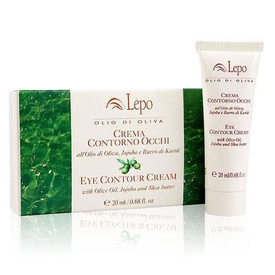 L'ERBOLARIO 橄欖抗皺活膚眼霜(20ml)
