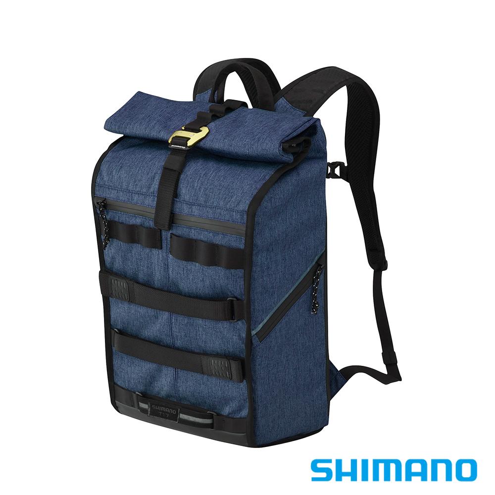 SHIMANO TOKYO 城市背包 17L 海軍藍