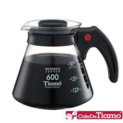 Tiamo 耐熱玻璃壺600cc-五色