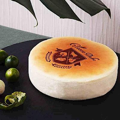 起士公爵 蜜韻青檬乳酪蛋糕(6吋)