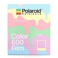 Polaroid Color Film for 600 彩色底片(冰淇淋粉彩版)/2盒
