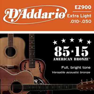 D-Addario-EZ900-民謠吉他套弦
