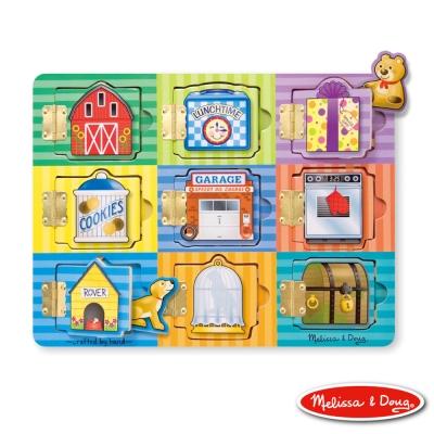 美國瑪莉莎 Melissa & Doug 益智 - 磁力捉迷藏遊戲板