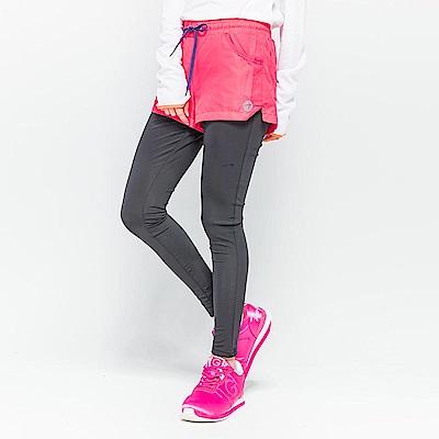 【TOP GIRL】兩件式風衣褲-淺桃紅