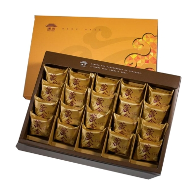 漢坊糕餅 御藏-土鳳梨酥禮盒x3盒(20入/盒)