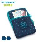 m square美途系列Ⅱ單肩豎腰包