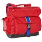 美國Bixbee - 迷彩系列 活力紅中童輕量減壓背書包