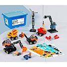 LEGO 樂高  得寶幼兒Education 工程機具組 45002