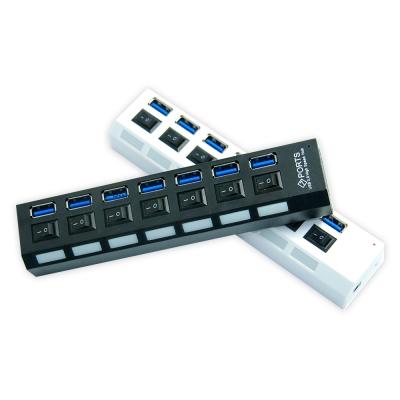 USB 3.0 7 Port HUB 便利社 H371