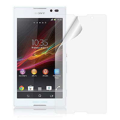 魔力 Sony Xperia C 高透光抗刮螢幕保護貼