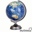 SkyGlobe 12吋衛星原貌/金屬底座/觸控三段式/立體地球儀
